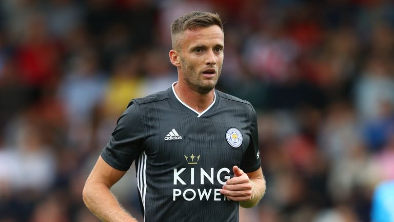 King is the highest-scoring midfielder in Leicester's history