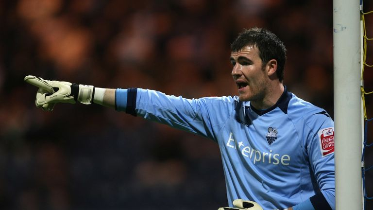 Lonergan started his career at Preston North End under the management of David Moyes