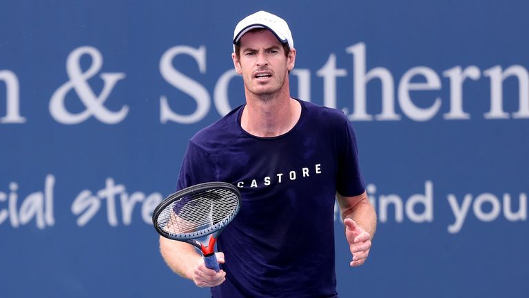 Andy Murray has been impressed by Lee's ability to read plays