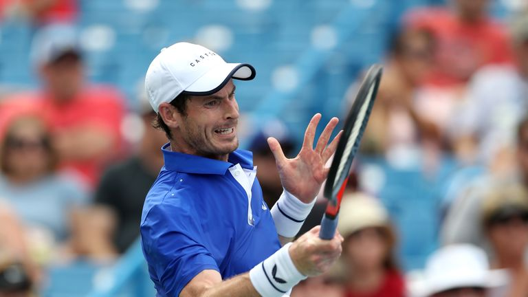 Andy Murray beats teenage novice Imran Sibille in straight sets