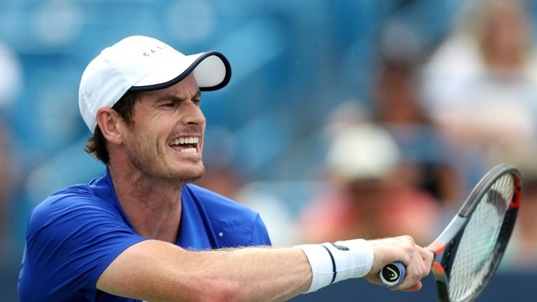 Andy Murray will play doubles at the US Open after deciding against featuring in the singles