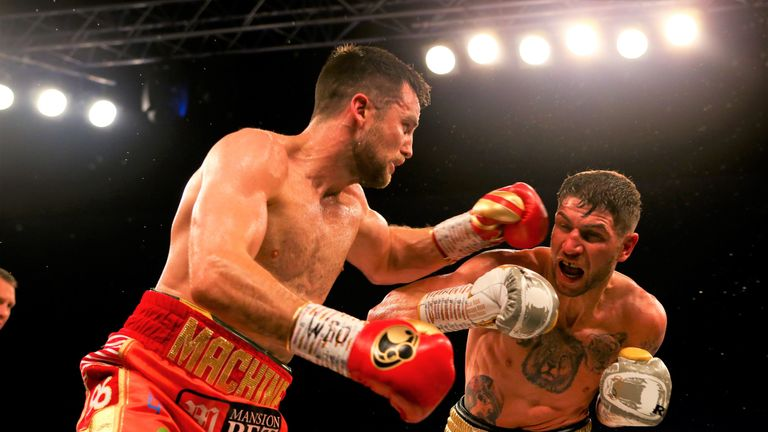 JD NXTGEN: Anthony Fowler defeated Brian Rose on points and