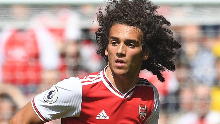 various colors cbb65 44086 Matteo Guendouzi exclusive: Arsenal different side from 5-1 ...