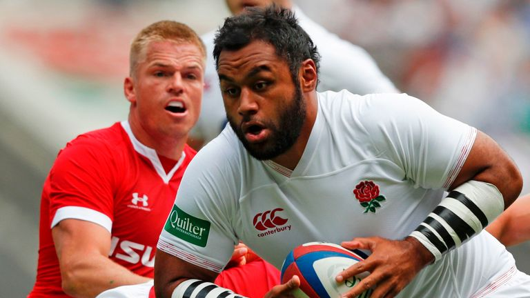 Billy Vunipola is the only specialist eight in the World Cup squad