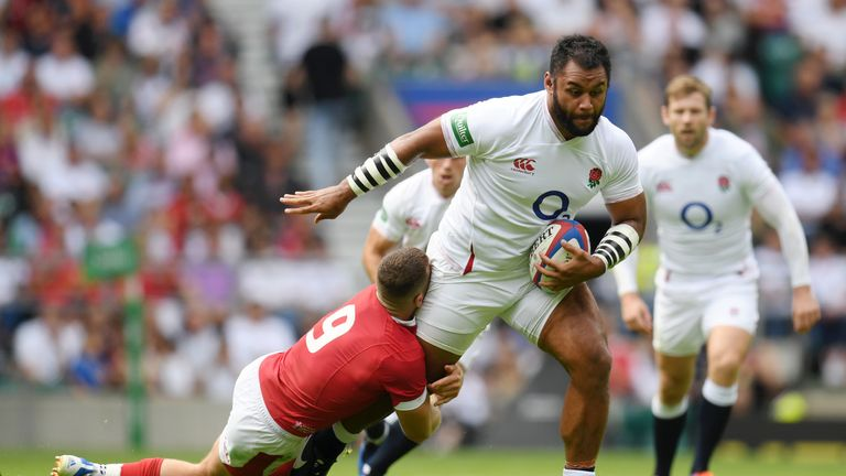 England 33-19 Wales: Eddie Jones' experiment pays off in first Rugby World Cup warm-up clash