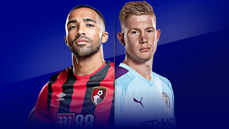 Watch Bournemouth vs Man City live on Renault Super Sunday from 1pm on Sky Sports Premier League; Kick-off 2pm