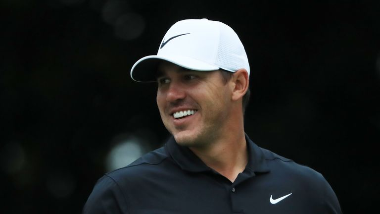 Koepka was a three-time winner on the PGA Tour during the 2018-19 season
