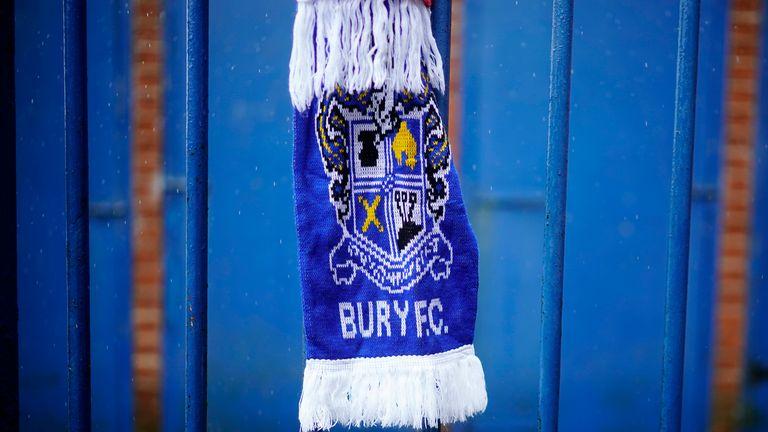 Bury: Judgement day for Sky Bet League One club   Football News  