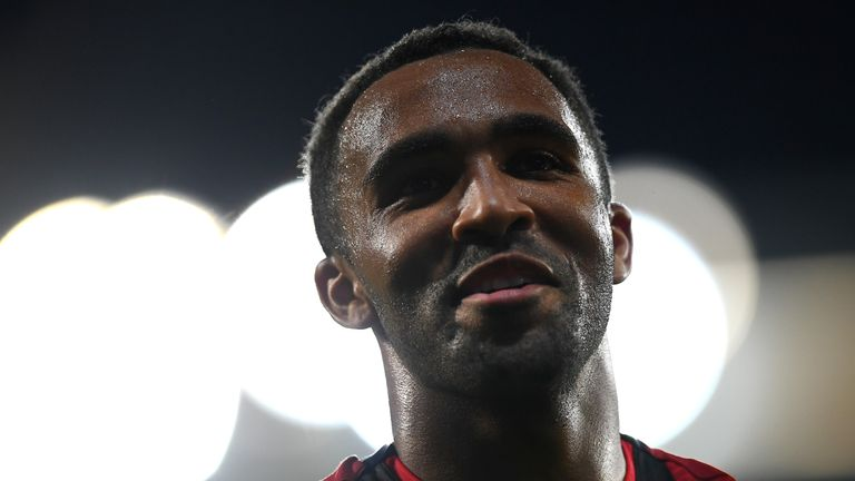Callum Wilson exclusive: Bournemouth striker making up time lost to injuries