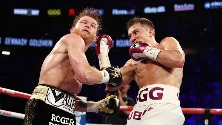 Saunders insists he could beat star duo Canelo and GGG