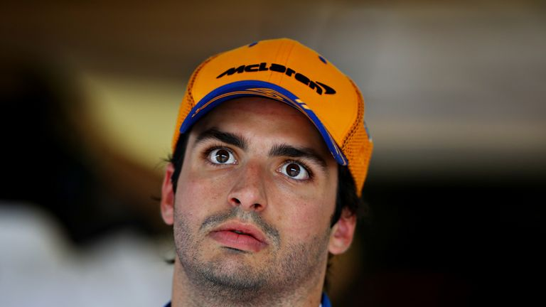Carlos Sainz made it back-to-back fifth place finishes at the Hungaroring