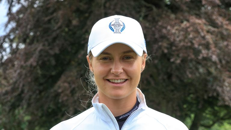 Charley Hull is making her fourth consecutive Solheim Cup appearance