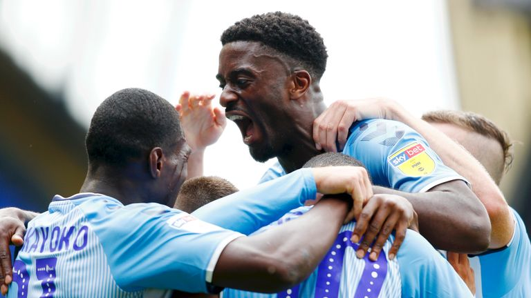 Coventry head to Bolton in Sky Bet League One on Saturday