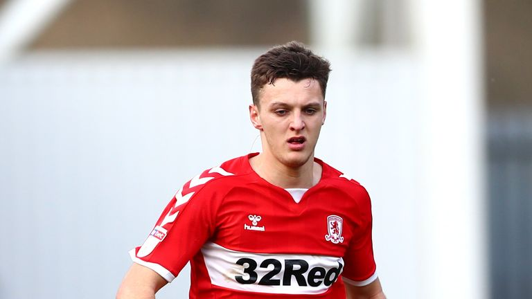 Dael Fry won the Toulon Tournament with England's U21 side in 2018
