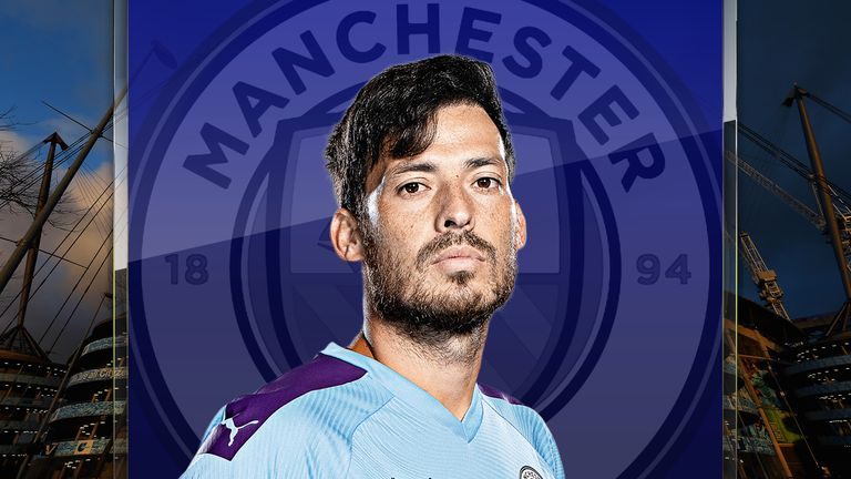 David Silva was the star for Manchester City in his 400th game for the club