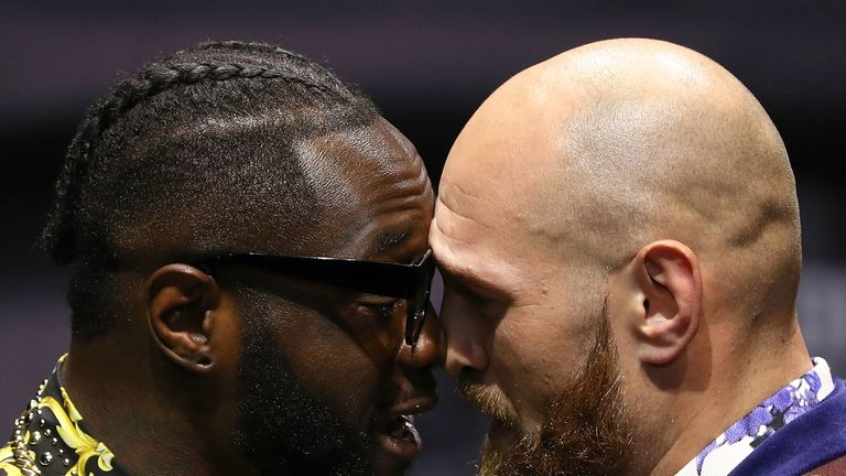 Fury plans a rematch with Wilder next year