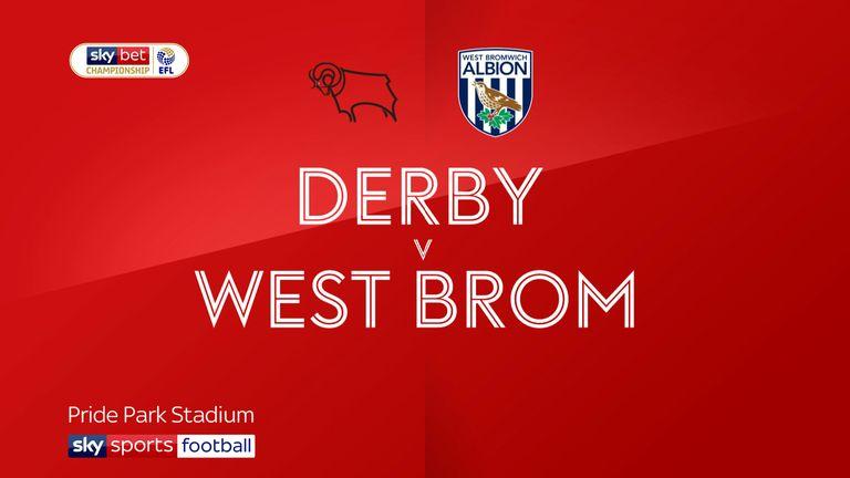 Derby 1-1 West Brom