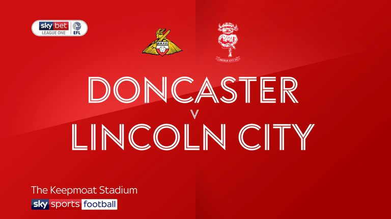 Doncaster v Lincoln