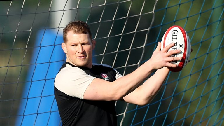 Dylan Hartley missed out on England's 2019 Six Nations squad