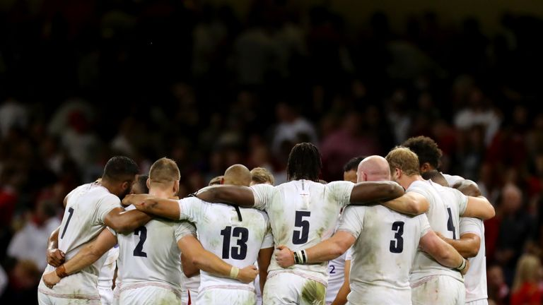 England now regroup for the first World Cup warm-up against Ireland