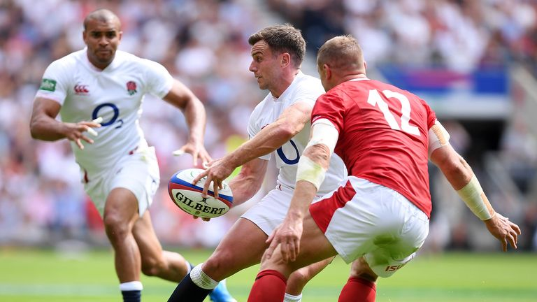 England kick off their World Cup warm-ups with a convincing win over Wales at Twickenham. The two sides will do battle again next weekend in Cardiff