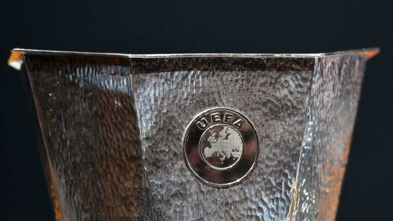 Manchester United and Arsenal to learn Europa League fate