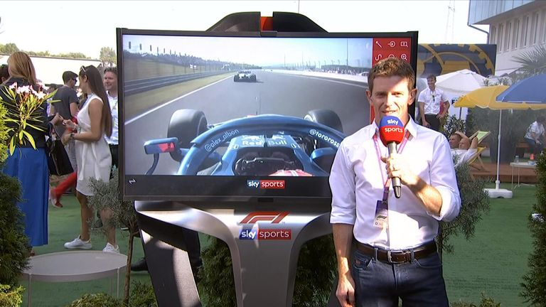 Anthony Davidson analyses key battles in the Hungarian GP.