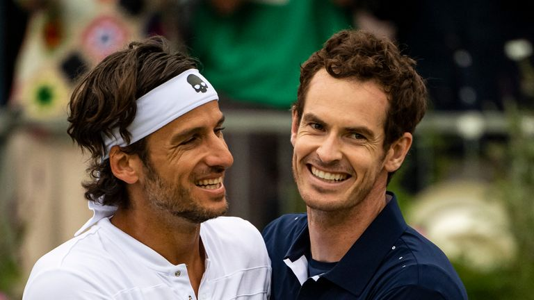 Andy Murray and Feliciano Lopez win first-round match in Cincinnati | Tennis News |