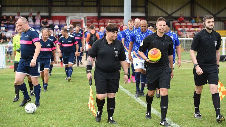 Football United, Rainbow Rovers FC, Whitehawk FC