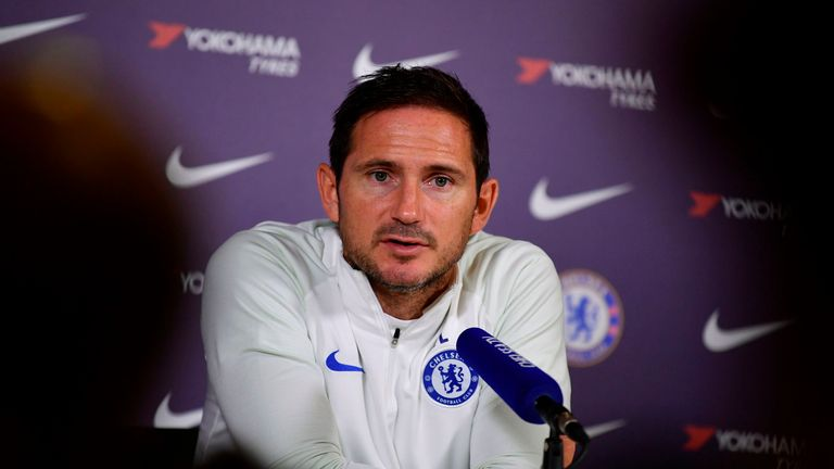 Chelsea boss Frank Lampard lifts lid on being a manager | Football News |