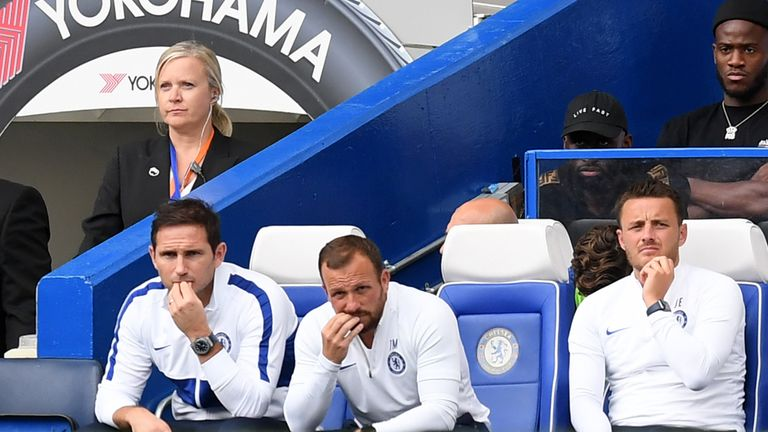 Frank Lampard has hardest managerial job in Roman Abramovich era, says Graeme Souness