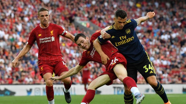 Live match preview - Arsenal vs Liverpool 15.07.2020