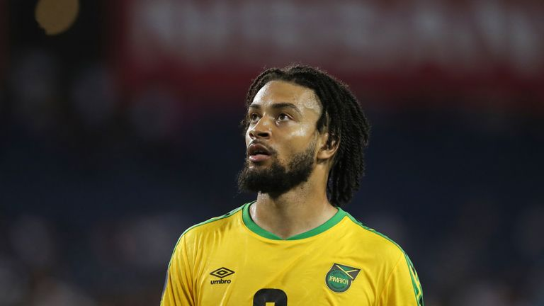 Michael Hector reached the Gold Cup semi-finals with Jamaica in the summer