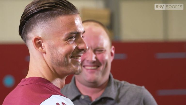 Jack Grealish sat down with Soccer AM's Tubes for an entertaining episode of Teammates 2.0