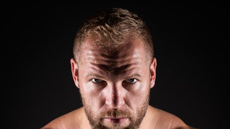 James Haskell - Bellator MMA