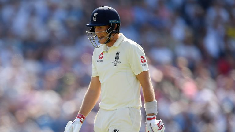 Root has scored 16 Test hundreds - the most recent his 122 against West Indies in February