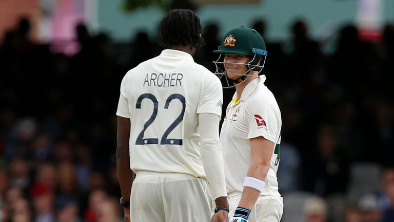 The battle between Jofra Archer and Steve Smith is set to resume in the fourth Ashes Test at Old Trafford.