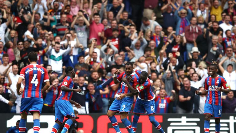 Schlupp tips in-form Ayew to 'score many more goals' for Crystal Palace