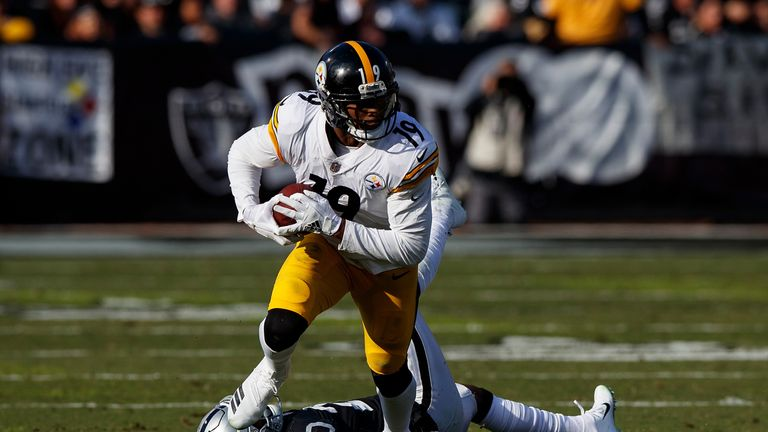 Pittsburgh will be relying heavily on wide receiver JuJu Smith-Schuster this season