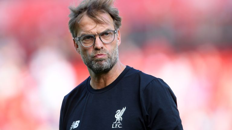 Jurgen Klopp believes Champions League competition is 'crazy' this year