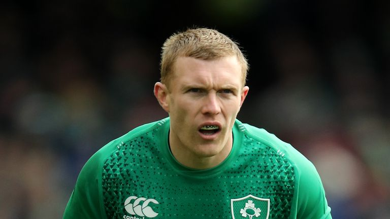 Keith Earls is also fit to feature against Scotland in Yokohama