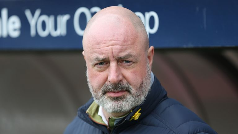 Keith Hill says it is a 'privilege' to manage Bolton