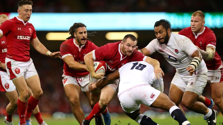 Ken Owens underlined his importance to the Wales side with another vintage effort