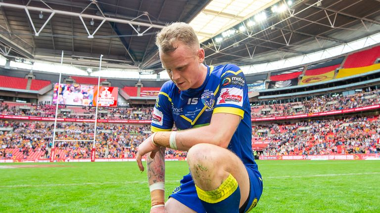 Kevin Brown and Warrington learned some important lessons from last year's final defeats