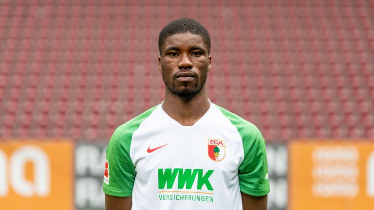 Kevin Danso has joined Saints on a season-long loan from FC Augsburg