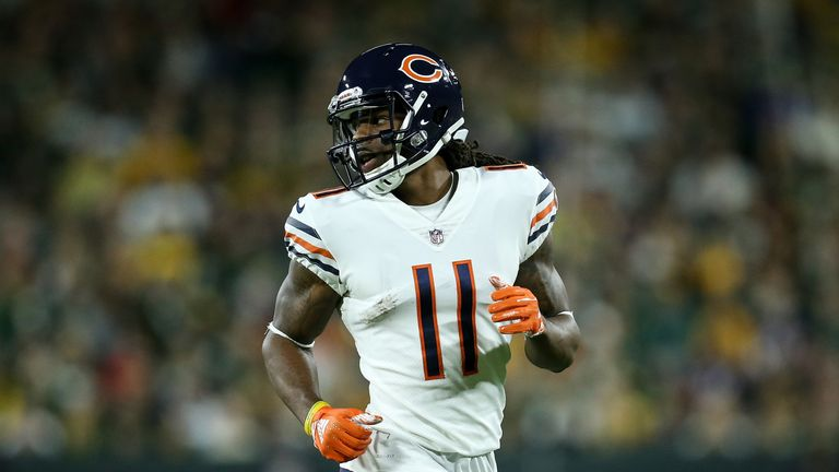 Kevin White had only been with the Cardinals since March