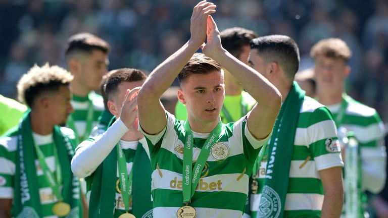 Tierney's current contract at Celtic expires in 2023