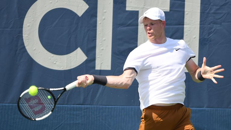 Kyle Edmund battles into Citi Open quarter-finals in Washington