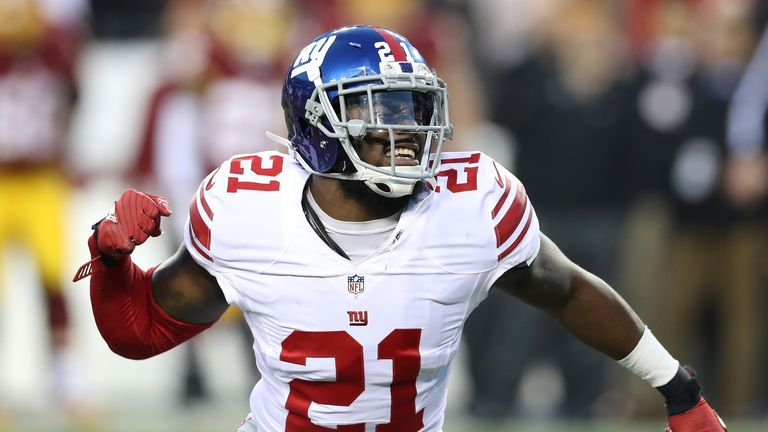 Collins joins Washington from NFC East rivals, the New York Giants