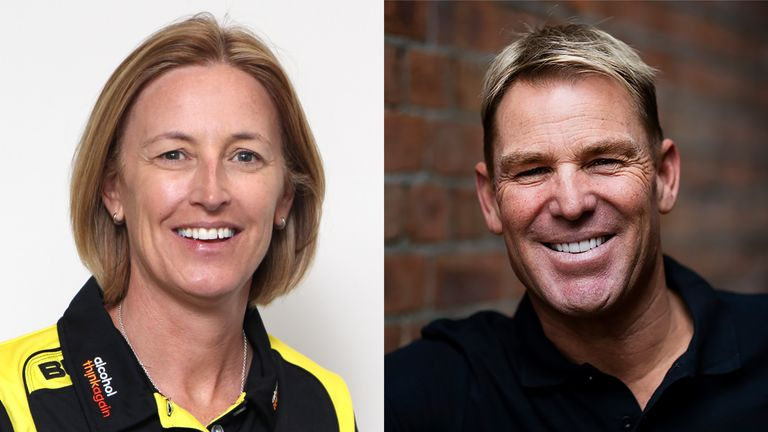 Lisa Keightley and Warne will prove an excellent combination, says Guy Lavender of the MCC